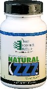 Natural ZZZs Sleep Support, 60 Capsules