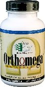 Orthomega Fish Oil, Soft Gel Capsules